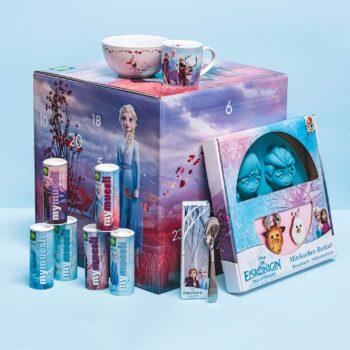 mymuesli Adventskalender Frozen 2