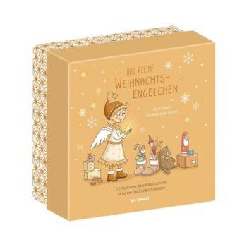 Adventskalender-Buch Das kleine Weihnachtsengelchen