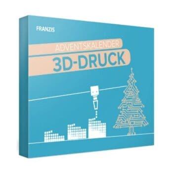 FRANZIS 3D-Druck Adventskalender 2021