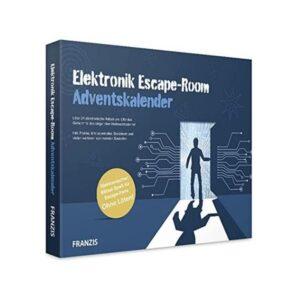 FRANZIS Elektronik Escape-Room Adventskalender 2021