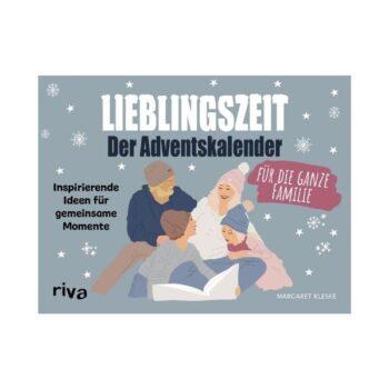 Lieblingszeit Adventskalender für Familien