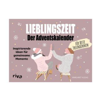 Lieblingszeit Adventskalender für Freundinnen