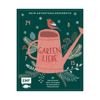 """Mein Adventskalender-Buch """"Gartenliebe"""""""
