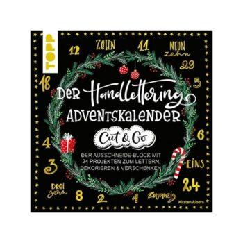 TOPP Handlettering Adventskalender