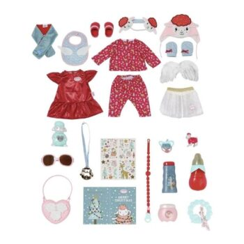 Baby Annabell Adventskalender 2021