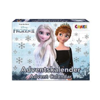 CRAZE Frozen II Adventskalender 2021