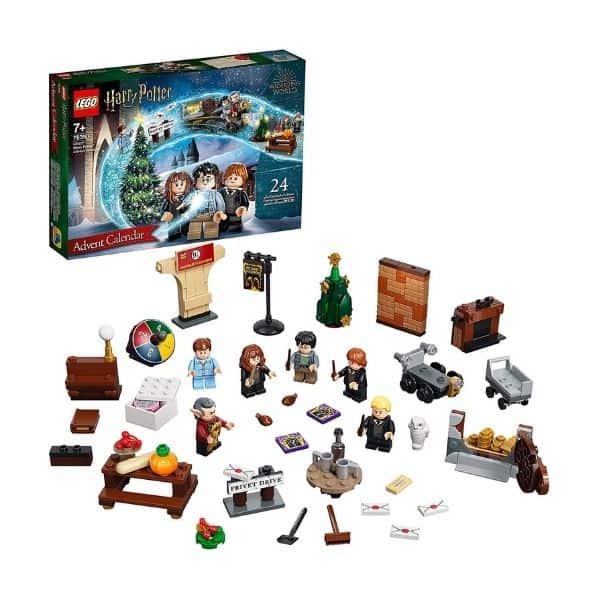 LEGO Harry Potter Adventskalender 2021