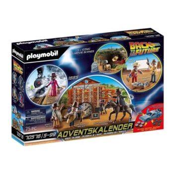 Playmobil Back to the Future Adventskalender 2021