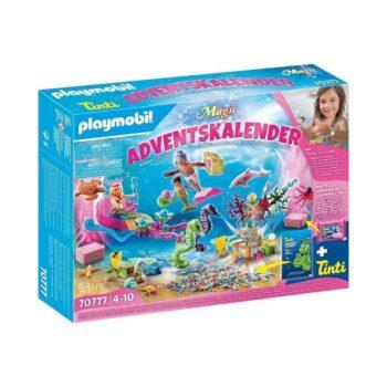 Playmobil Badespaß Meerjungfrauen Adventskalender 2021
