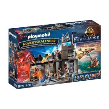 Playmobil Novelmore Adventskalender 2021