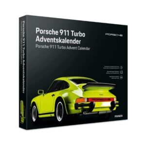 FRANZIS Porsche 911 Turbo Adventskalender 2021