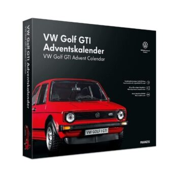 FRANZIS VW Golf GTI Adventskalender 2021