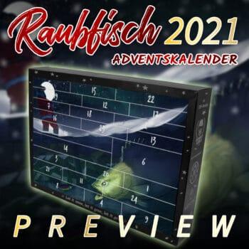 Raubfisch Adventskalender 2021