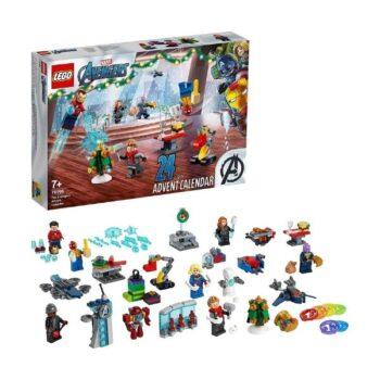 LEGO Marvel Adventskalender 2021