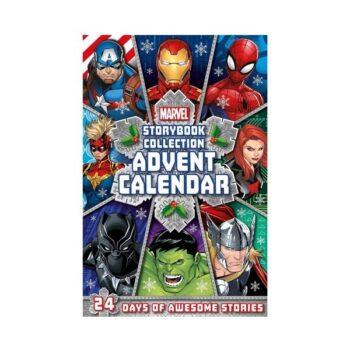 Marvel Storybook Adventskalender 2021