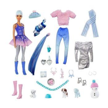 Barbie Color Reveal Adventskalender