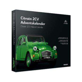 FRANZIS Citroen 2CV Adventskalender 2021