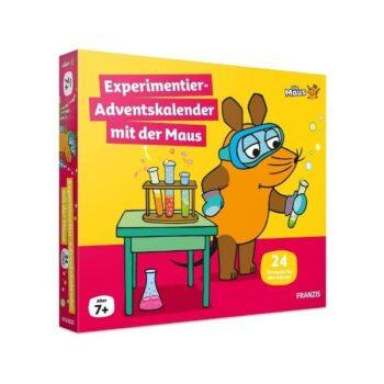 FRANZIS Maus-Experimentier-Adventskalender 2021