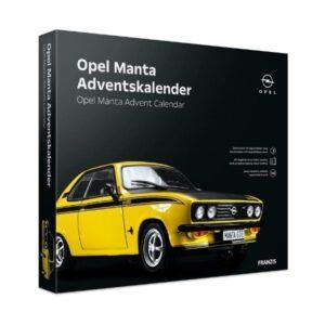 FRANZIS Opel Manta Adventskalender 2021