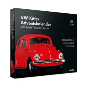 FRANZIS VW Käfer Adventskalender 2021