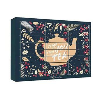 FROG.coffee Tee-Adventskalender 2021