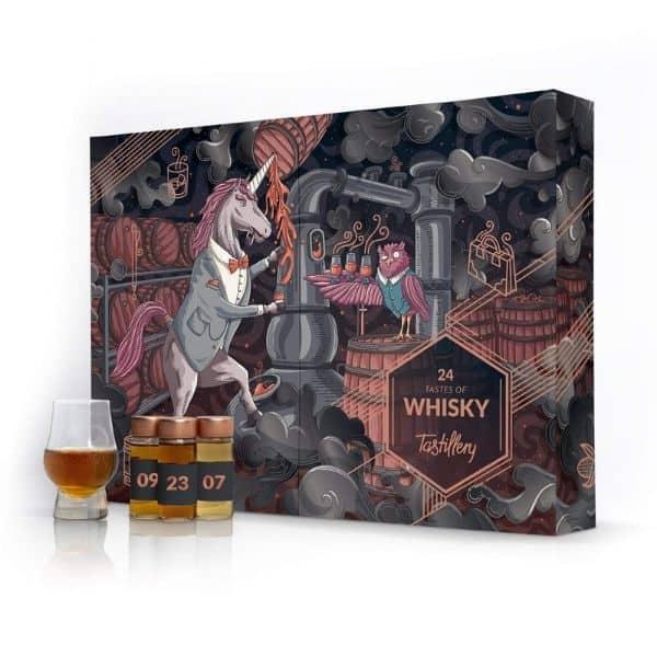 Tastillery Whisky Adventskalender 2021