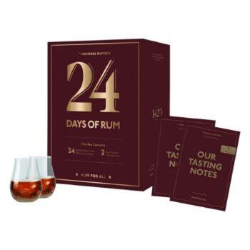 24 Days of Rum Adventskalender 2021