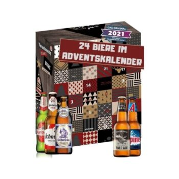Boxiland Bier Adventskalender 2021