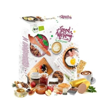 Boxiland Frühstücks-Adventskalender