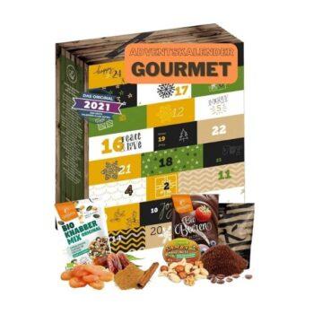 Boxiland Gourmet Adventskalender 2021