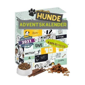 Boxiland Hundesnacks Adventskalender 2021