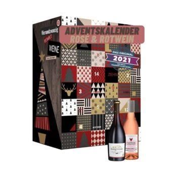 Boxiland Rotwein Adventskalender 2021