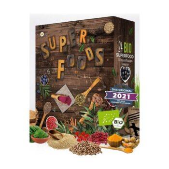 Boxiland Superfood Adventskalender 2021