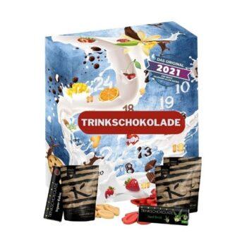 Boxiland Trinkschokolade Adventskalender 2021