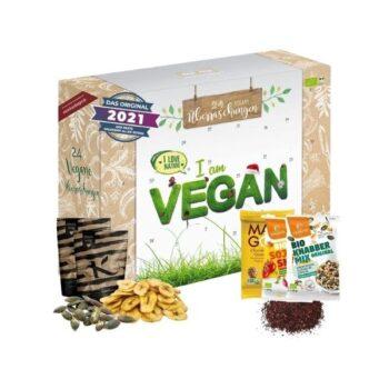 Boxiland Veganer Adventskalender 2021