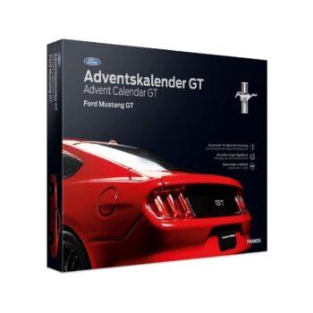 FRANZIS Ford Mustang GT Adventskalender 2021