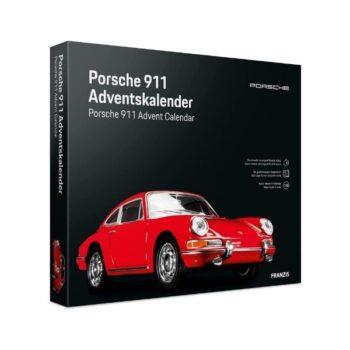 FRANZIS Porsche Adventskalender 2021