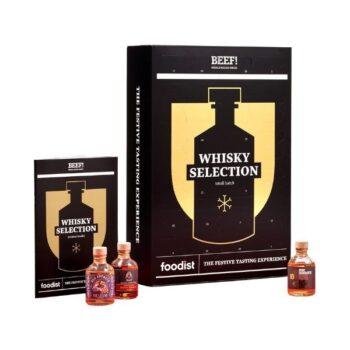 Foodist BEEF! Whisky Adventskalender 2021