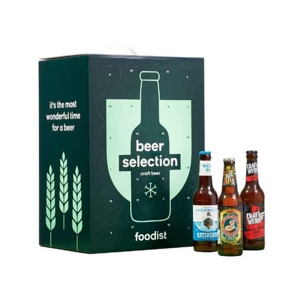Foodist Bier Adventskalender 2021