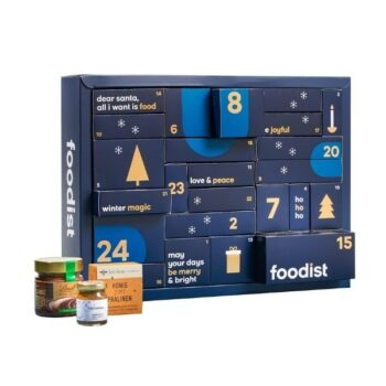 Foodist Premium Adventskalender 2021