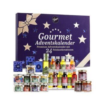 Gepp´s Premium Adventskalender für Feinschmecker