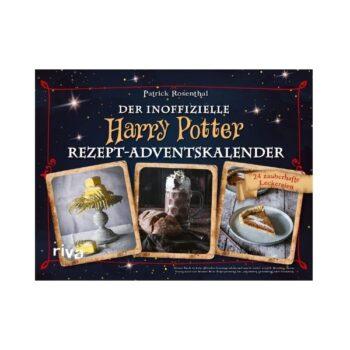 Harry Potter Rezepte Adventskalender