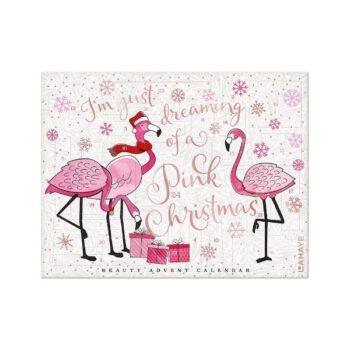 LAHAYE Pink Flamingo Adventskalender 2021