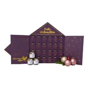 Marmeladenherz Adventskalender