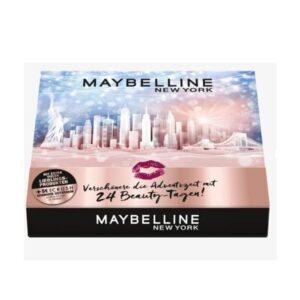 Maybelline Adventskalender 2021