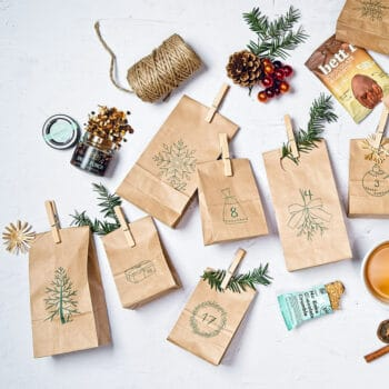 VeganBox DIY Adventskalender