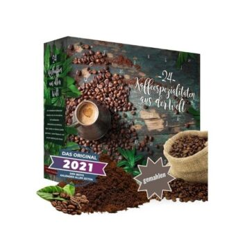 Boxiland Kaffee Adventskalender 2021