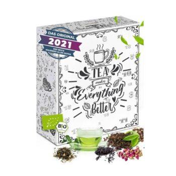 Boxiland Tee Adventskalender 2021