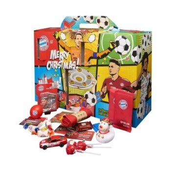 FC Bayern Adventskalender für Kinder 2021