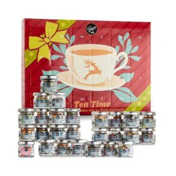 Gepp´s Tee Adventskalender